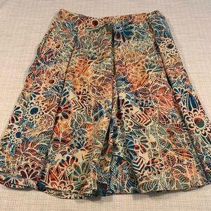 LuLaRoe Madison skirt NWOT size large